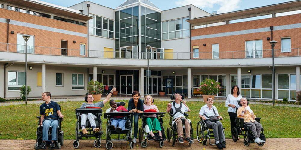 Residenza disabili Inzago
